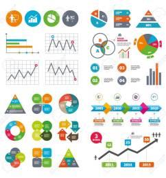 business data pie charts graphs diagram graph pie chart icon presentation billboard symbol  [ 1300 x 1300 Pixel ]