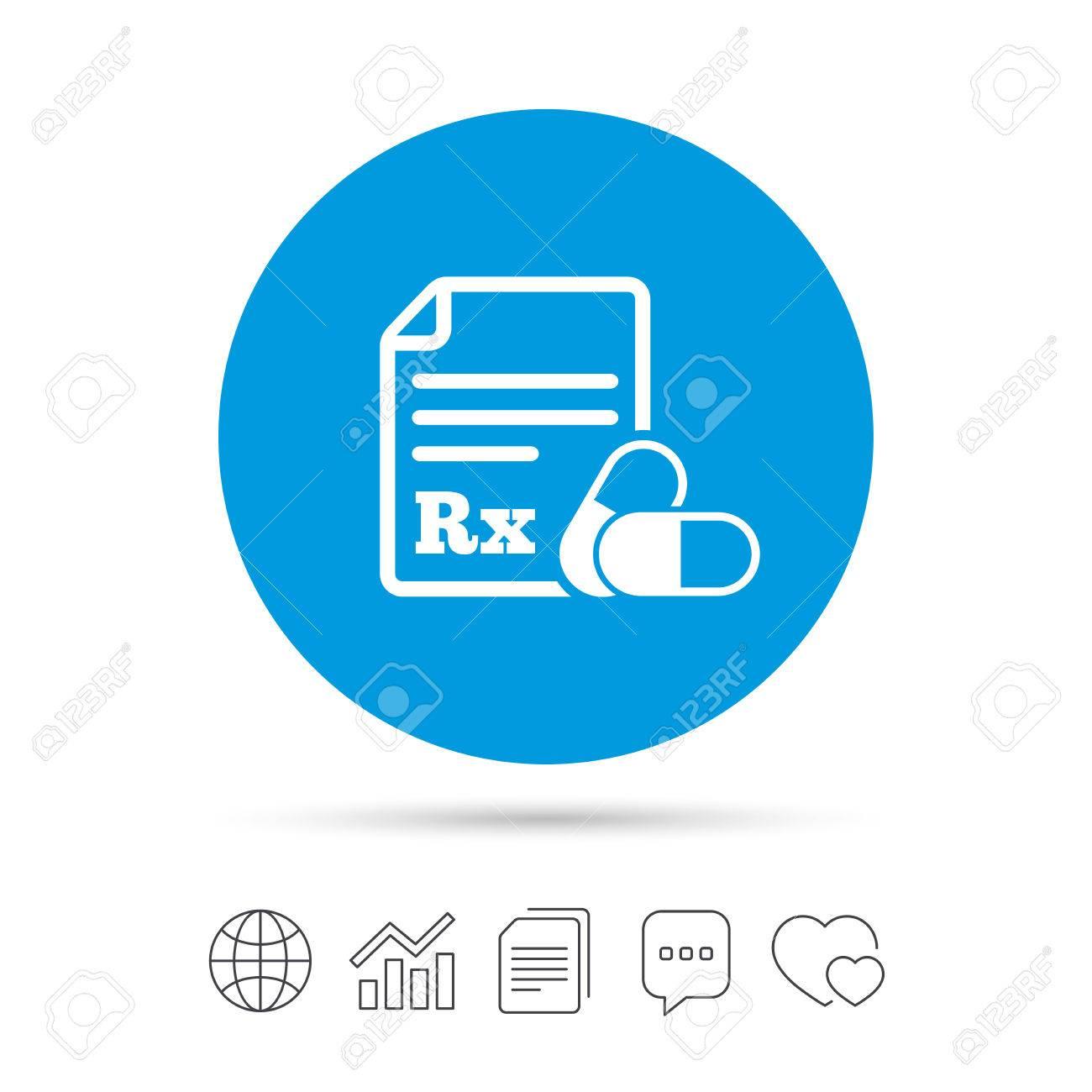 hight resolution of ic ne de signe rx pour prescription m dicale symbole de pharmacie ou de m dicament avec deux pilules copiez des fichiers des bulles de discours de
