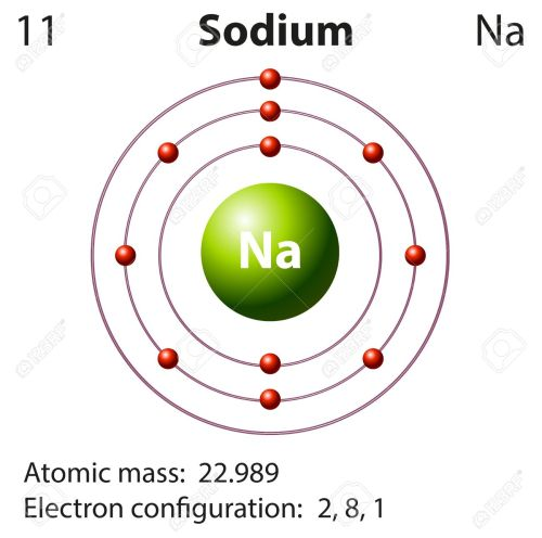 small resolution of sodium atom diagram wiring diagrams schema si atom diagram atomic diagram sodium box wiring diagram sodium
