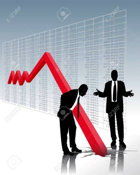 Image result for free to use image of stock market crash