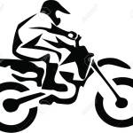 Motocross Rider Royalty Free Cliparts Vectors And Stock Illustration Image 10799655