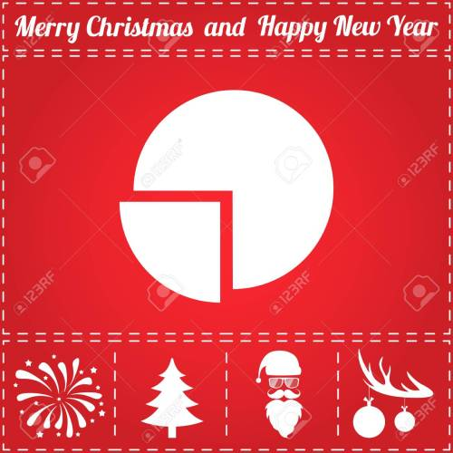 small resolution of diagram icon vector and bonus symbol for new year santa claus christmas tree