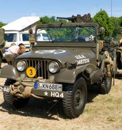 car willys m38a1 us army jeep the oldtimer show in mafz may 26  [ 1300 x 863 Pixel ]