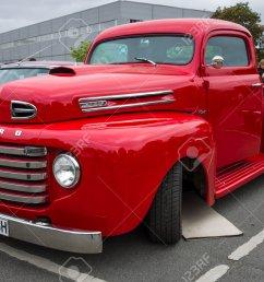berlin may 10 2015 full size pickup truck ford f1 ford [ 1300 x 866 Pixel ]