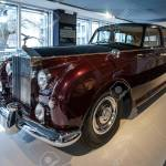 Berlin December 21 2017 Showroom Ultra Exclusive Four Door Stock Photo Picture And Royalty Free Image Image 92971848