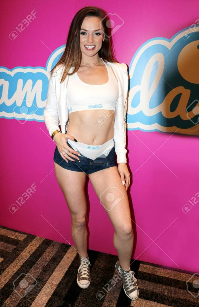 Stock Photo Tori Black At The 2017 Avn Adult Entertainment Expo Held At The Hard Rock Hotel And Casino In Las Vegas Usa On January 20 2017
