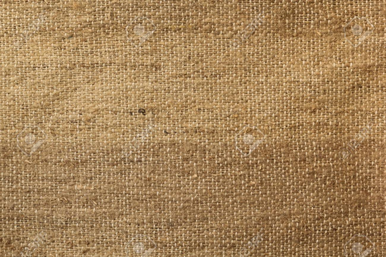 texture of sack burlap