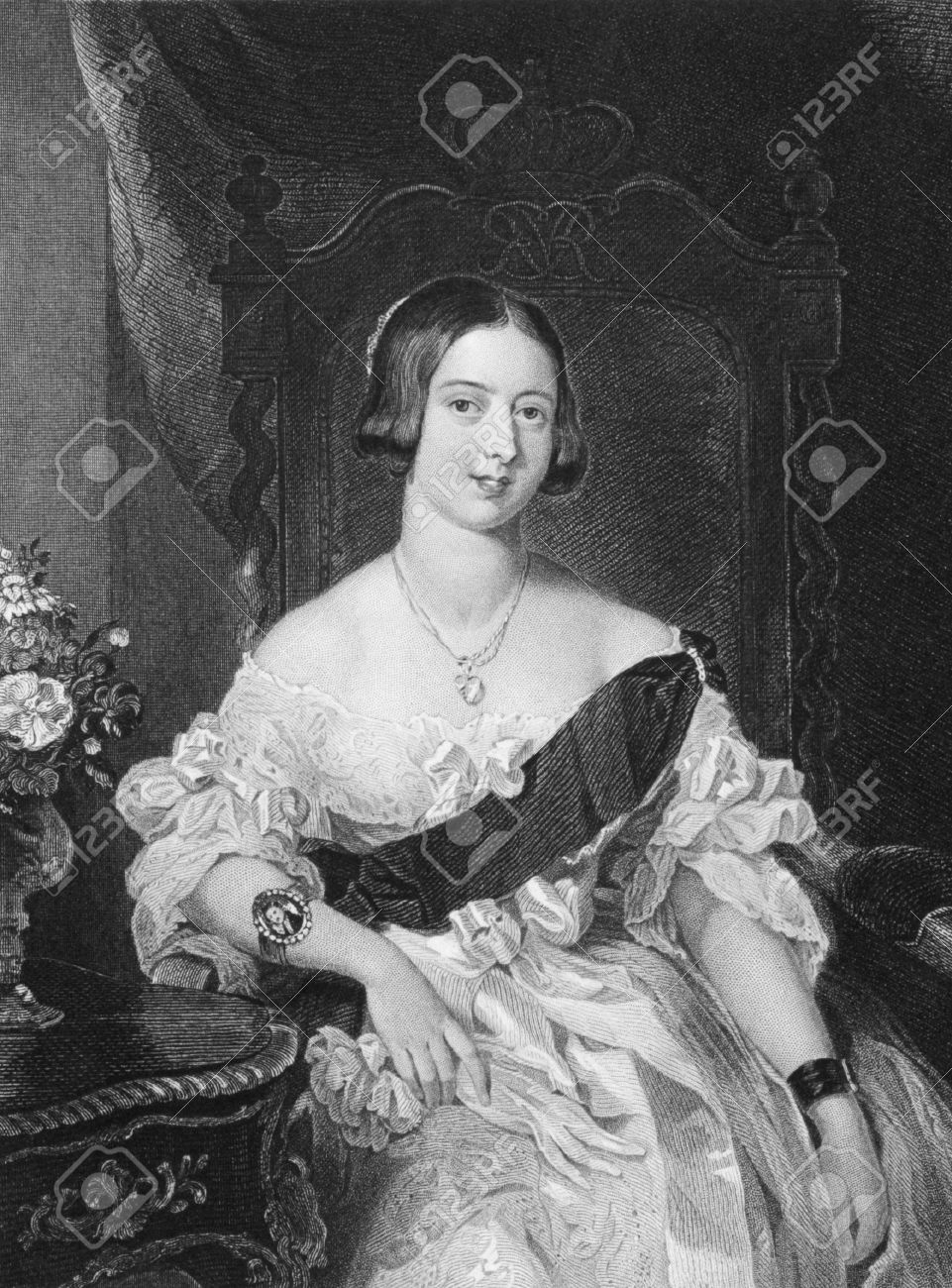 Image result for queen victoria 1835