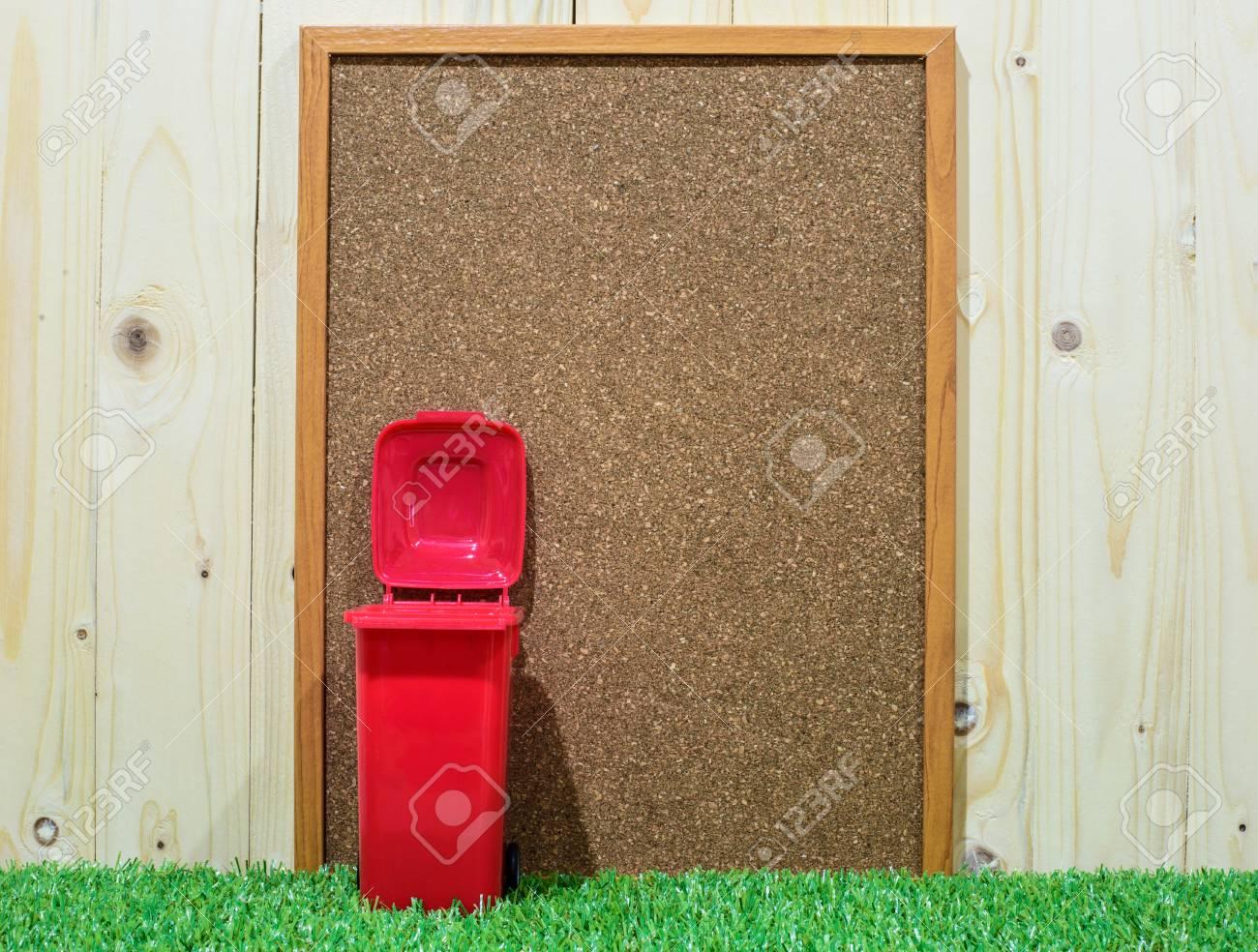 Holz Mulleimer Verkleidung Mulltonne Smartstore