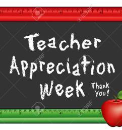 teacher appreciation week annual american holiday the 1st week of may red apple  [ 1300 x 1004 Pixel ]