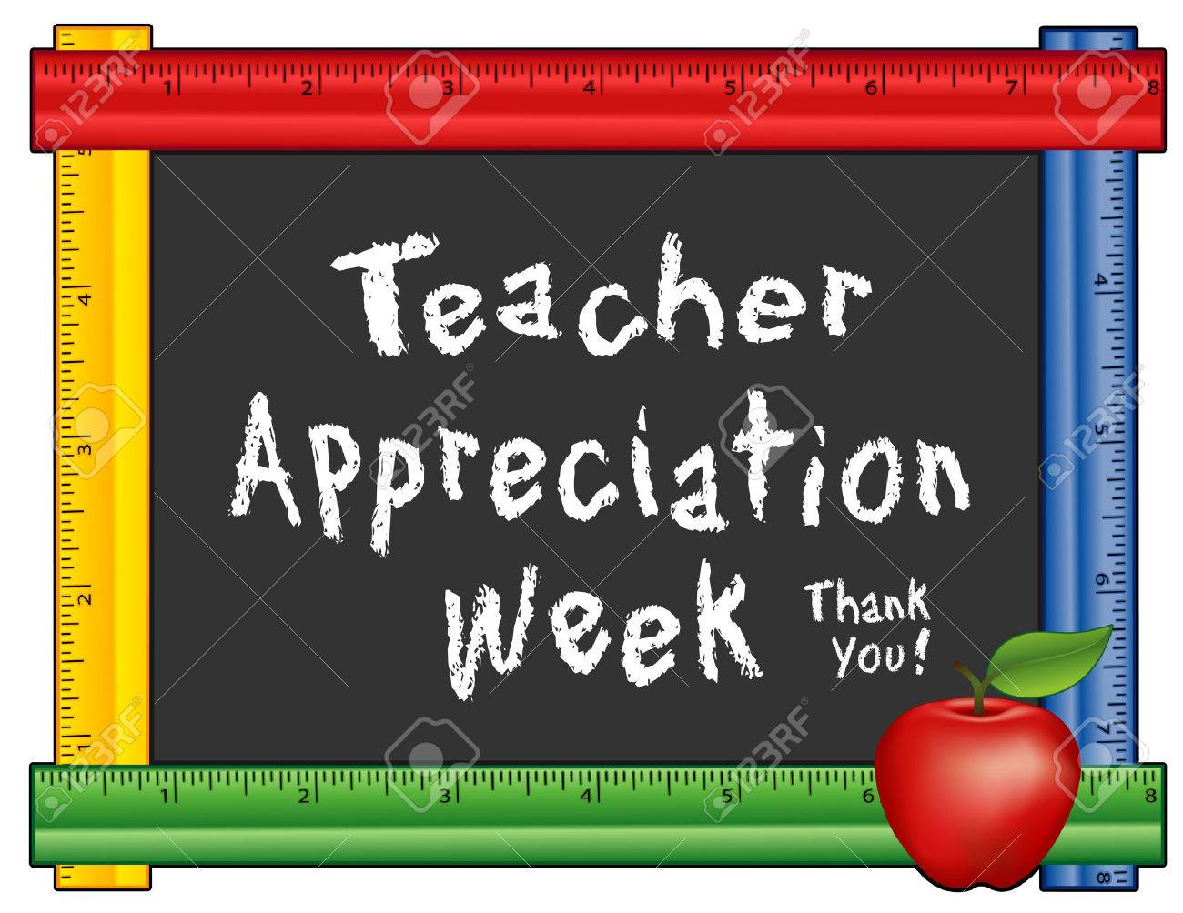 hight resolution of teacher appreciation week annual american holiday the 1st week of may red apple