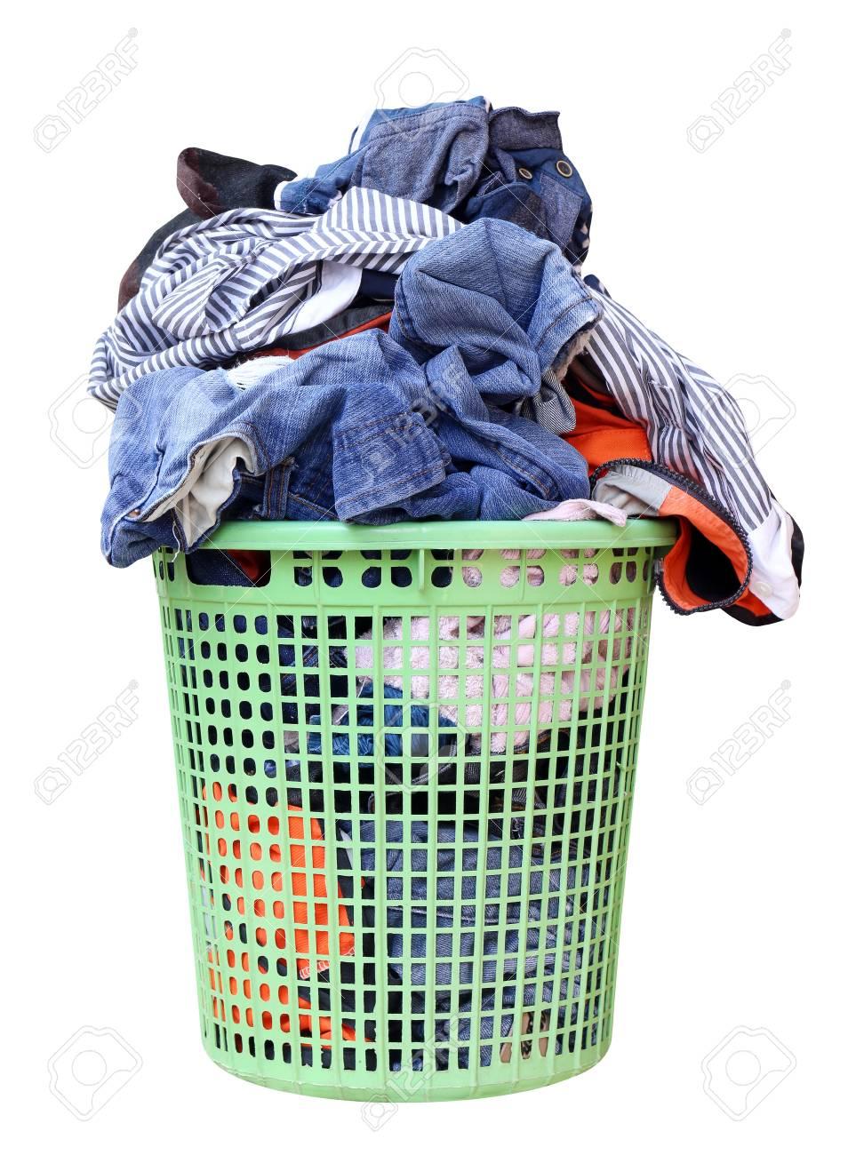 Laundry Basket Picture : laundry, basket, picture, Dirty, Laundry, Washing, Basket,, Basket, With.., Stock, Photo,, Picture, Royalty, Image., Image, 97611462.