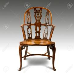 Antique Windsor Chairs Outdoor Chair For Elderly Lovely Stock Photo Picture And Royalty Free 47681755