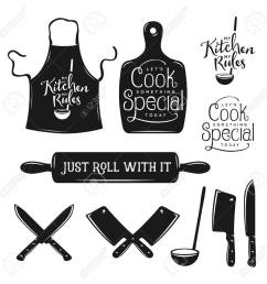 quotes about cooking my kitchen my rules just [ 1300 x 1300 Pixel ]