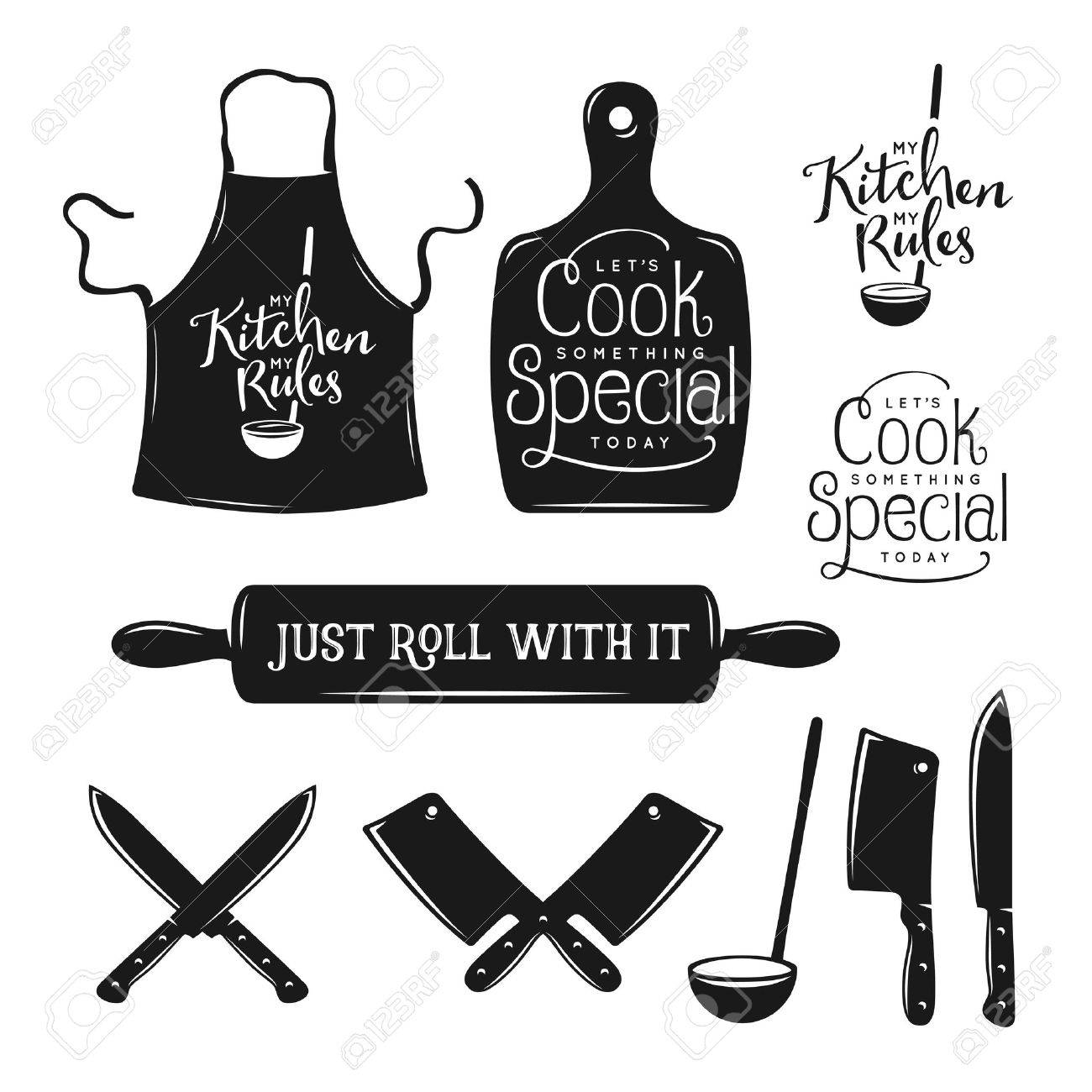 hight resolution of quotes about cooking my kitchen my rules just