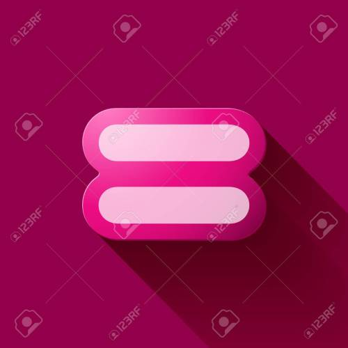 small resolution of volume icons symbol equal sign colorful modern style stock vector 45032813