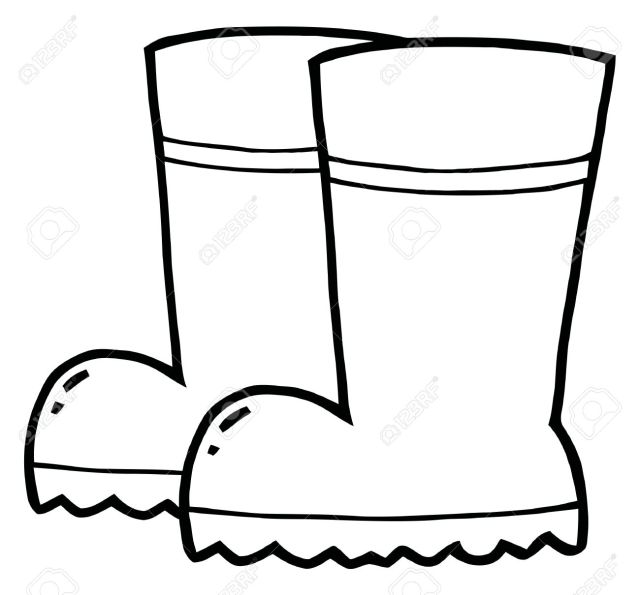 drag Naughty Settle rubber boots coloring page - 29ptsfrwd.com