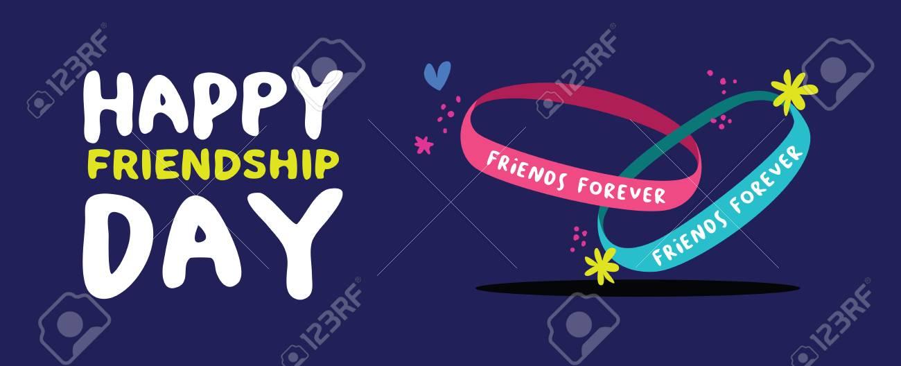happy friendship day holiday