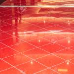 Shiny Red Marble Floor In Luxury Office Or Hotel Lobby Floor Stock Photo Picture And Royalty Free Image Image 117850501