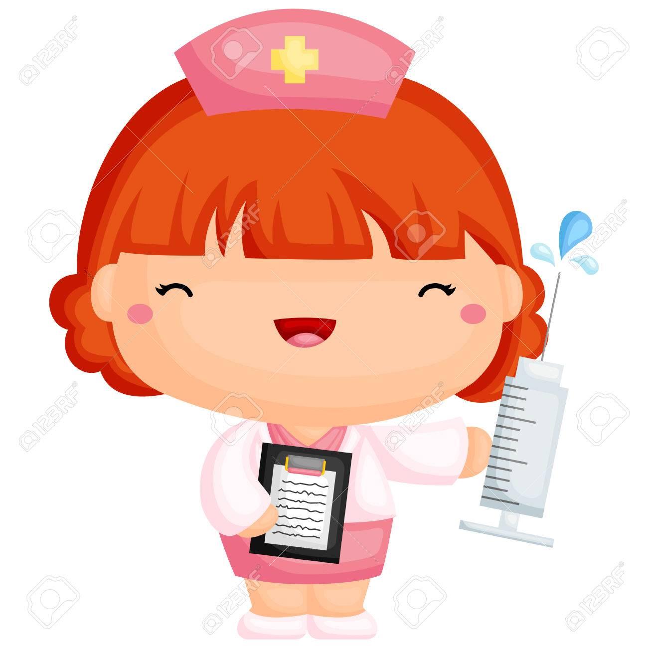 hight resolution of cute nurse