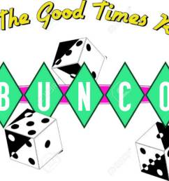 bunco starts with a roll of the dice what a fun visual for a favorite game [ 1300 x 936 Pixel ]