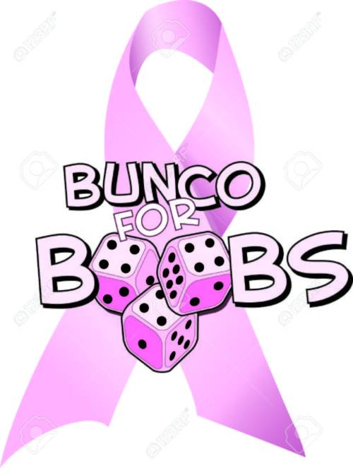 small resolution of bunco starts with a roll of the dice pink dice no less these pink dice are