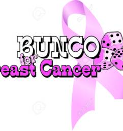 bunco starts with a roll of the dice pink dice no less these pink dice are [ 1300 x 1021 Pixel ]