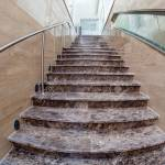 Interior Of Modern Marble Stairs Stock Photo Picture And Royalty Free Image Image 139723665