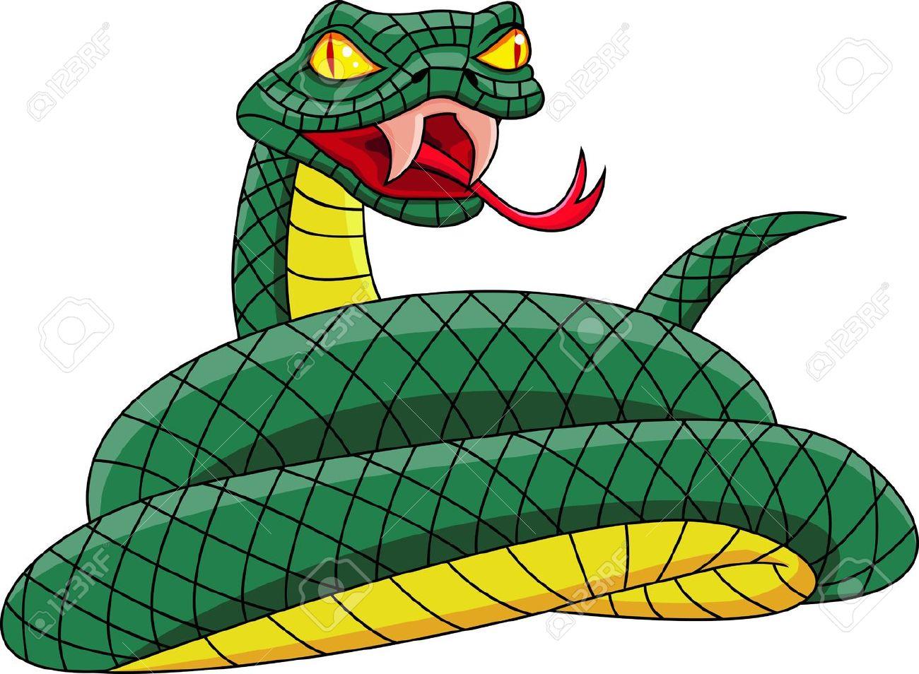 Serpent Dessin Dessin Anime Serpent