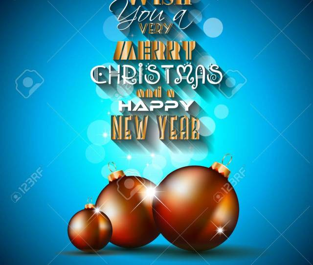 Merry Christmas Seasonal Background For Your Greeting Cards New Years Flyer Chrstmas Dinner Invitation