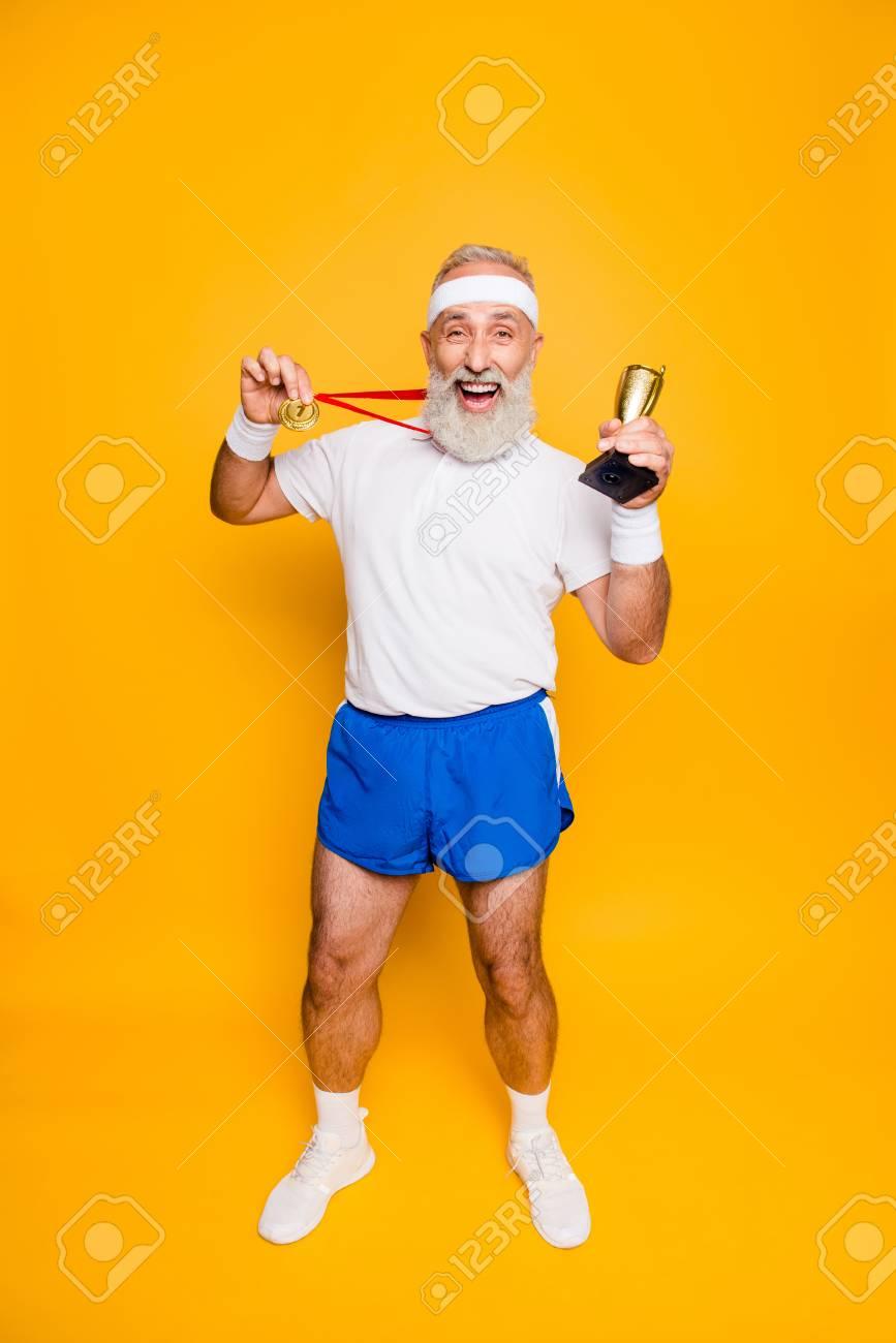 Crazy Grandpa : crazy, grandpa, Length, Active, Crazy, Comic, Emotional, Grandpa, Holding.., Stock, Photo,, Picture, Royalty, Image., Image, 88440537.