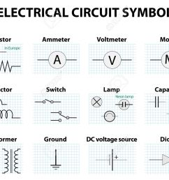 wiring diagram symbol for relay 9 classroomleader co u2022electronic symbol electric circuit symbol element set [ 1300 x 1010 Pixel ]