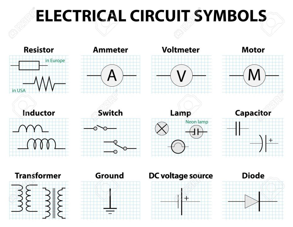 medium resolution of schematic symbol circuit diagram schema wiring diagram circuit schematic diagrams electronic schematics symbols circuits electronic circuit