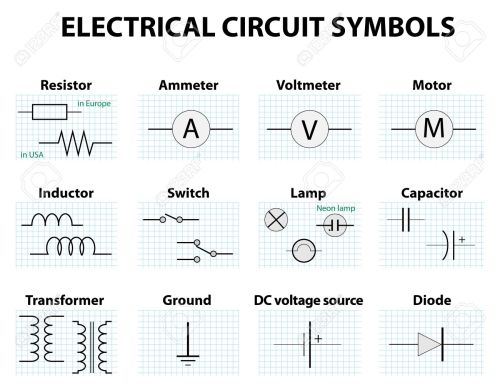 small resolution of schematic symbol circuit diagram schema wiring diagram circuit schematic diagrams electronic schematics symbols circuits electronic circuit