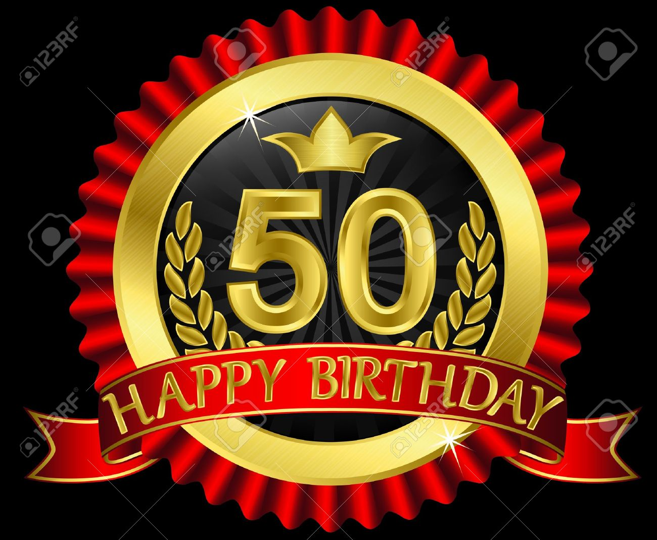 50 years happy birthday