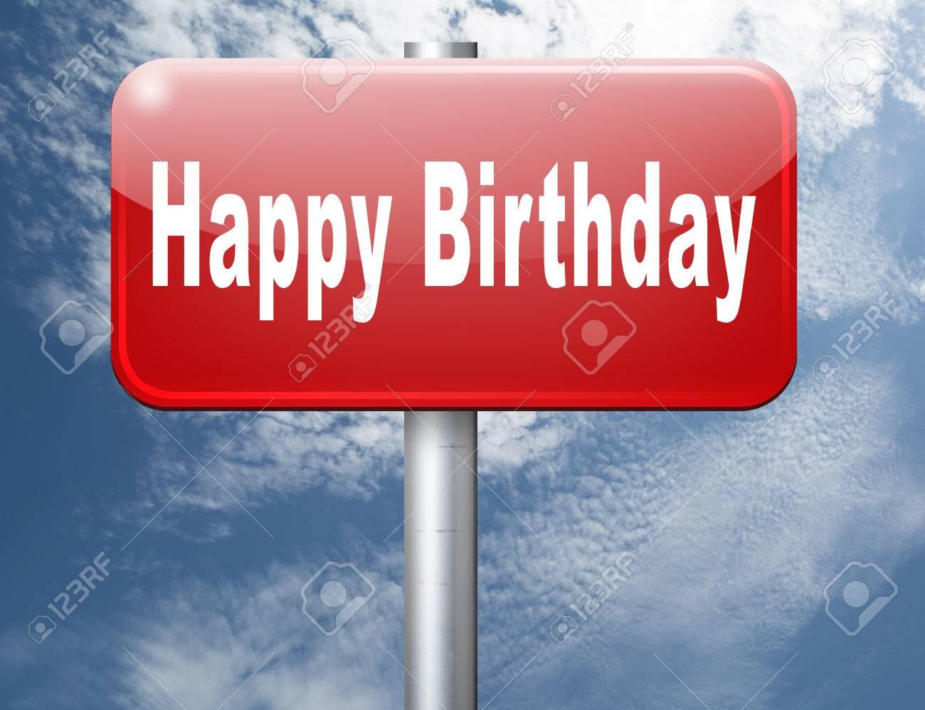 happy birthday congratulations and