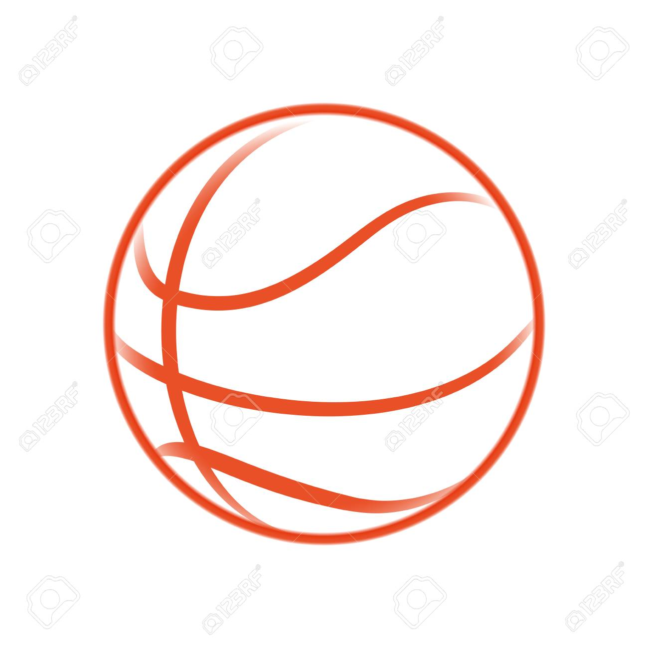 basketball ball game icon