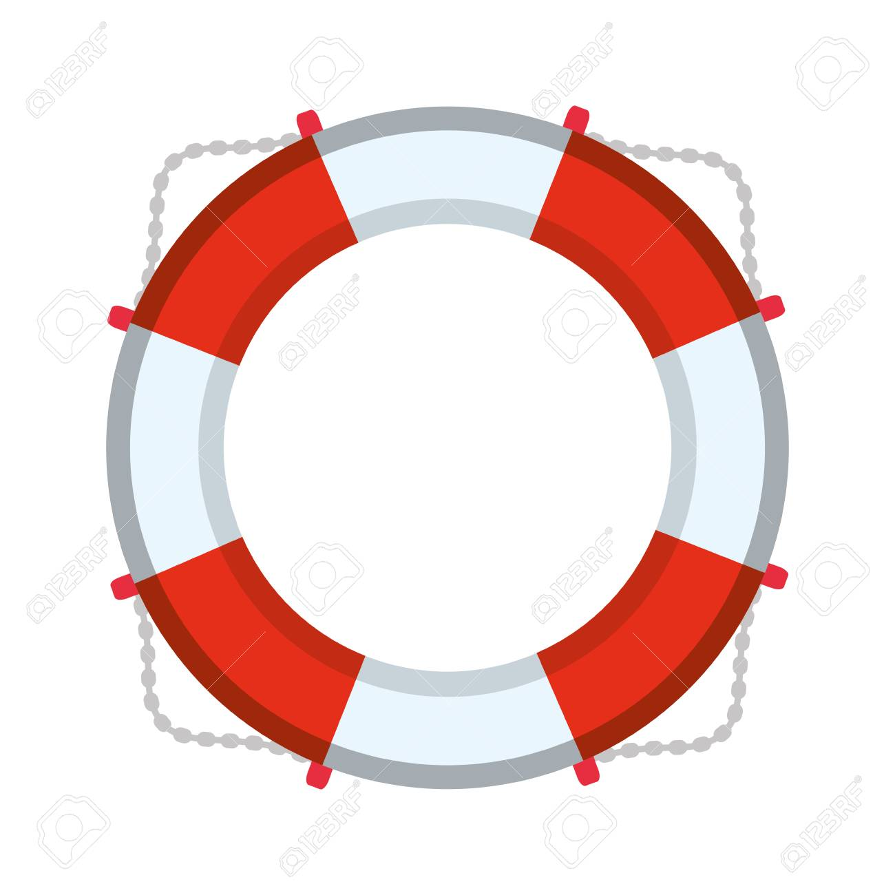 nautical life ring icon