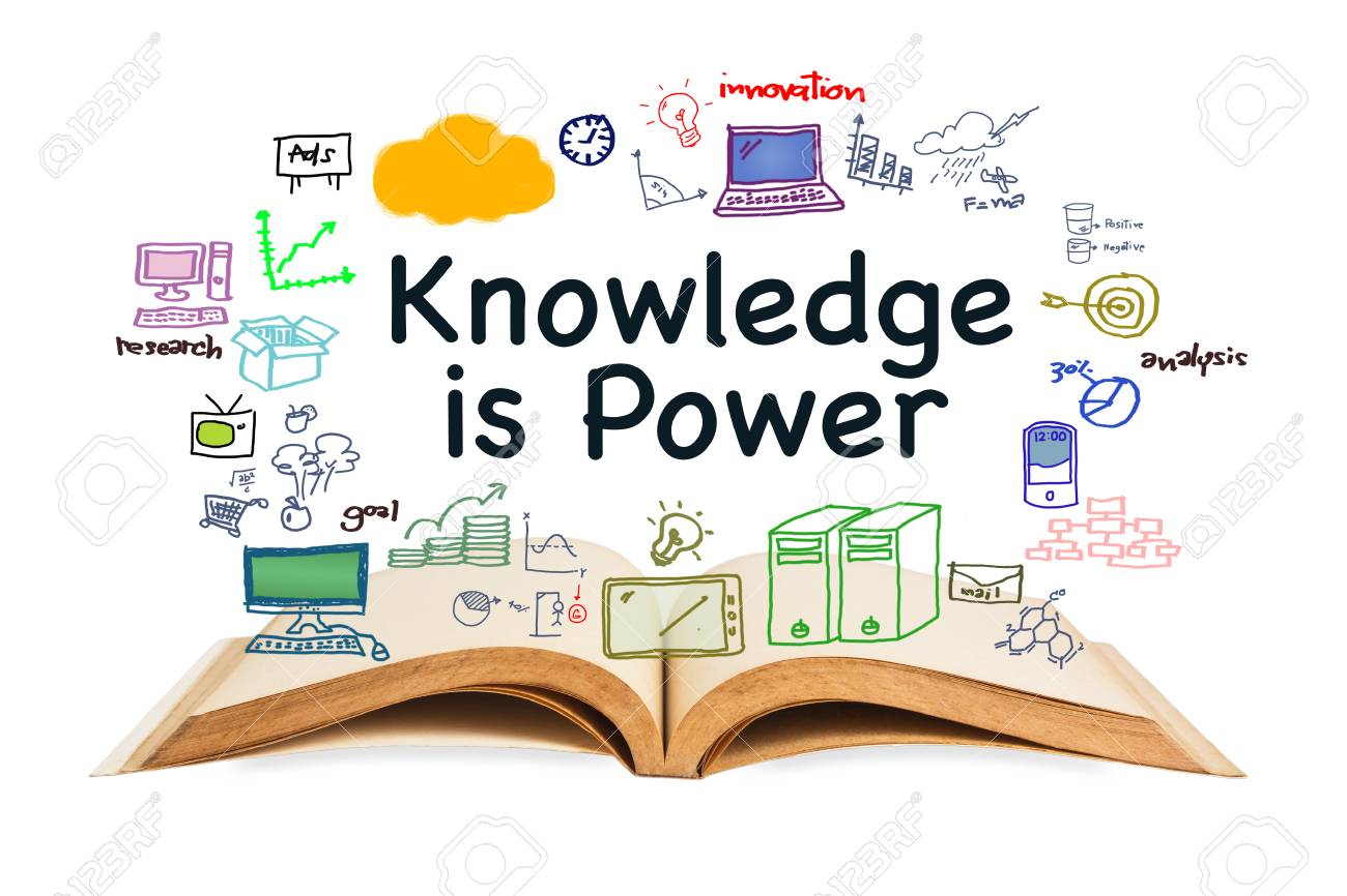 knowledge is power text