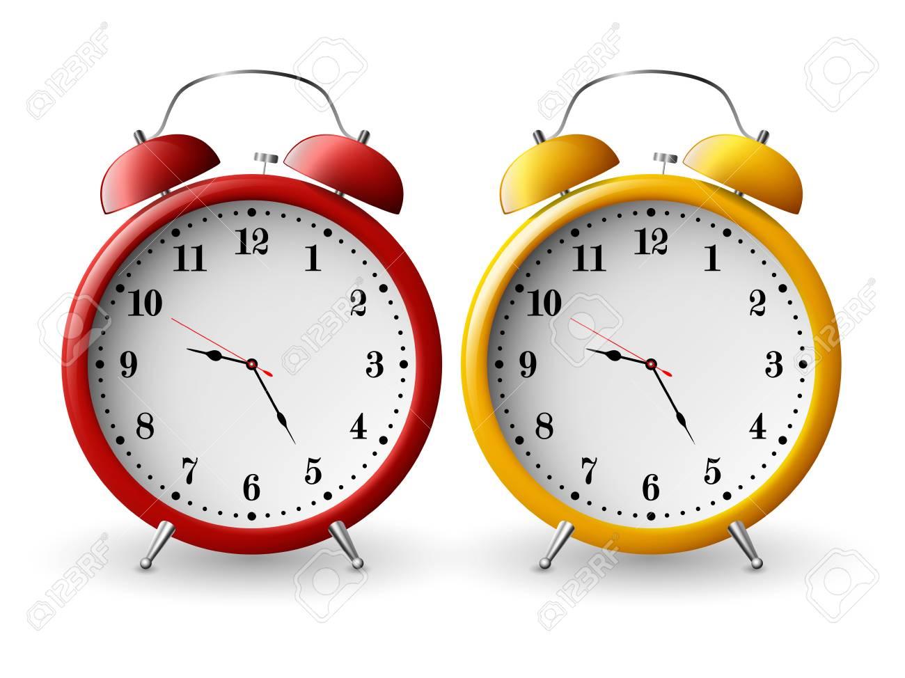 set of two alarm