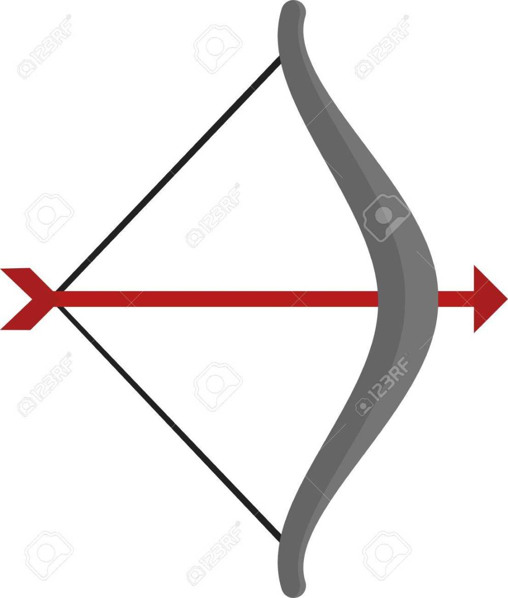 medium resolution of archery arrow bow sports icon vector image can also be used for