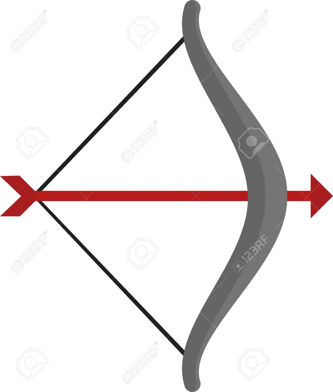 hight resolution of archery arrow bow sports icon vector image can also be used for