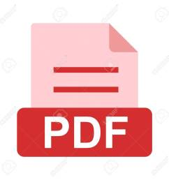 pdf file icon stock vector 45612375 [ 1300 x 1300 Pixel ]