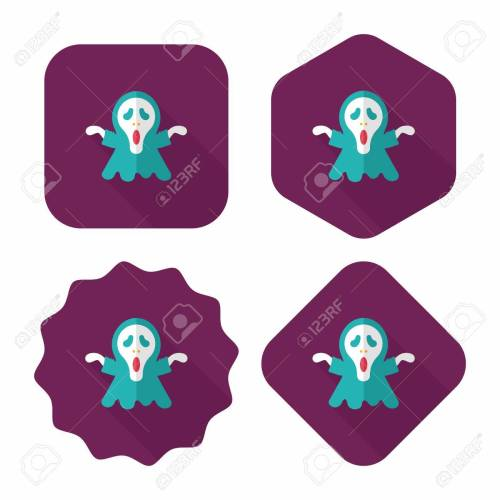small resolution of grim reaper flat icon with long shadow stock vector 34493689