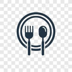 Food Vector Icon Isolated On Transparent Background Food Transparency Royalty Free Cliparts Vectors And Stock Illustration Image 112482119