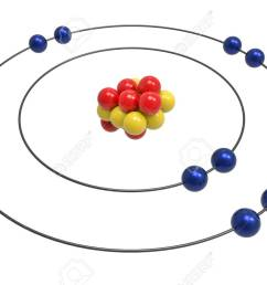 bohr model of neon atom with proton neutron and electron science bohr diagram for neon [ 1300 x 867 Pixel ]
