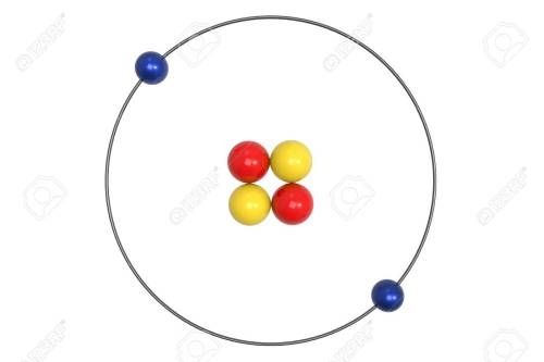 small resolution of bohr model of helium