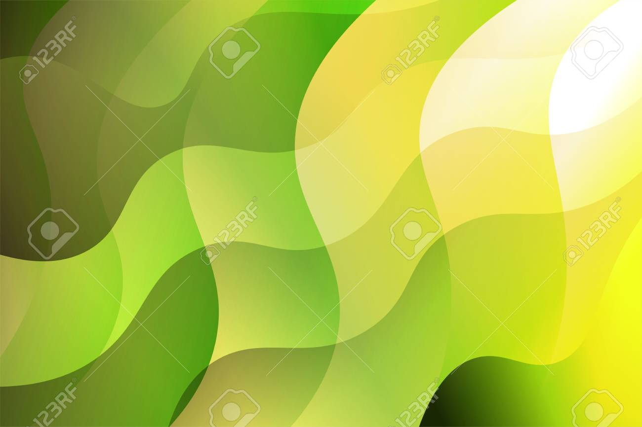 pattern with dynamic wave