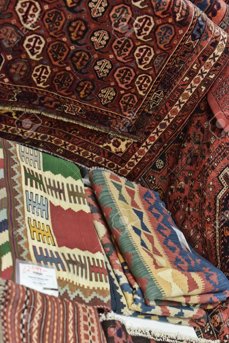 tapis dans le magasin ikea saint petersbourg russie