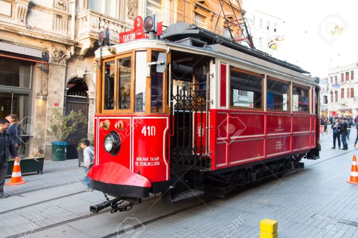 Image result for istanbul trams
